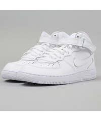 Nike Force 1 Mid (PS) white / white - white
