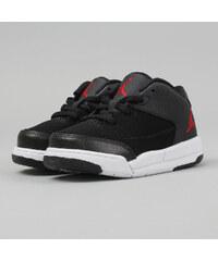Jordan Flight Origin 3 BT black / gym red - white (basketbal)