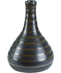 Váza CUBA ASA Selection tmavě hnědá, 15 cm
