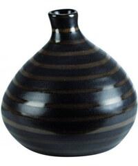 Váza CUBA ASA Selection tmavě hnědá, 12 cm