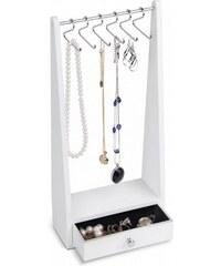 Stojan na šperky Umbra Jewel Rack - bílý