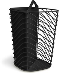 Odpadkový koš Umbra COUPLET - černý