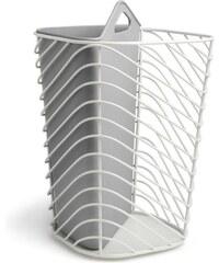 Odpadkový koš Umbra COUPLET - bílý/šedý