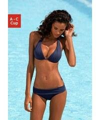 Große Größen: Triangel-Bikini, LASCANA, marine, Gr.32-40