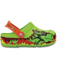 Crocs Lights Fire Dragon Clog Volt Green