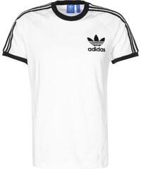 adidas California T-Shirt white/black