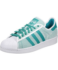 adidas Superstar Adicolor Schuhe shock green