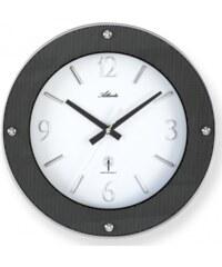 Designové nástěnné hodiny Atlanta AT4390 řízené signálem DCF