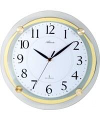 Designové nástěnné hodiny Atlanta AT4297-9 řízené signálem DCF