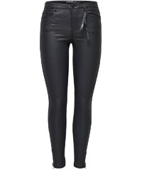 Only Royal reg coated ankle Skinny Fit Jeans