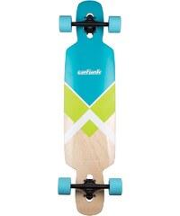 wefunk Longboard, »Crossed-Twintip«