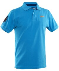 Salming Original Polo Men L / Turquoise