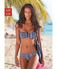Venice Beach Bandeau-Bikini blau 34 (65),36 (70),38 (75),40 (80),42 (85)