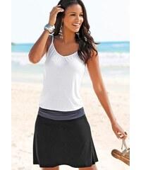 Beachtime Damen Strandkleid schwarz 34,36,38,40,42,44,46