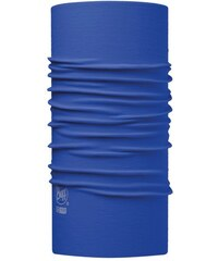 BUFF Halstuch High UV Protection Solid Blue Ink blau