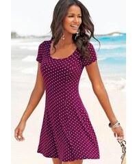 Damen Strandkleid Beachtime rot 34,36,38,40,42,44,46