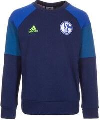FC Schalke 04 Trainingssweat Kinder adidas Performance blau 128,140,152,164,176