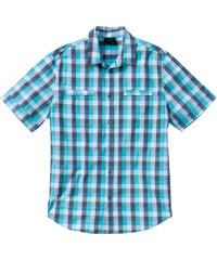 bpc selection Chemise à carreaux Regular Fit bleu manches courtes homme - bonprix