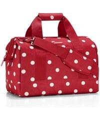 Cestovní taška Reisenthel Allrounder M Ruby dots