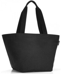 Nákupní taška přes rameno Reisenthel Shopper M černá