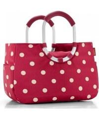 Nákupní taška Reisenthel Loopshopper M Ruby dots