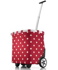 Nákupní košík na kolečkách Reisenthel Carrycruiser Ruby dots