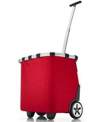 Nákupní košík na kolečkách Reisenthel Carrycruiser červený