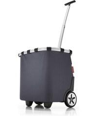 Nákupní košík na kolečkách Reisenthel Carrycruiser šedý