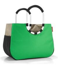 Nákupní taška Reisenthel Loopshopper L Patchwork Green
