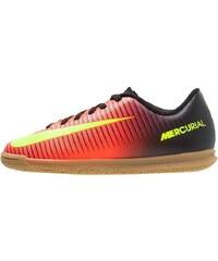 Nike Performance MERCURIAL VORTEX III IC Fußballschuh Halle total crimson/volt/black/pink blast