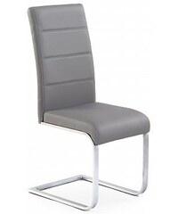 Jídelní židle K85, šedá