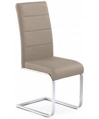 Jídelní židle K85, cappuccino