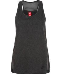 Nike Sportswear BONDED Top black heather