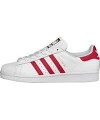 adidas Originals Herren Superstar 1 Sneakers Weiß