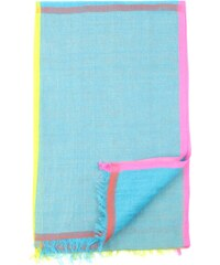 Willsoor Dámská šála (vzor 147) 5700 s barevnou kostkou