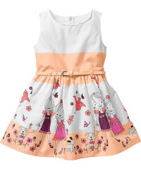 bpc bonprix collection Pruhované šaty s páskem bonprix