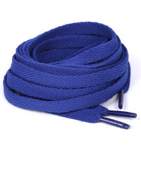 Lesara Breite Schnürsenkel - Blau