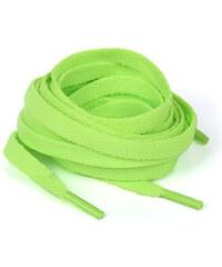 Lesara Breite Schnürsenkel - Grün