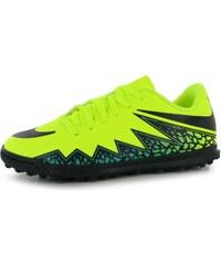 Nike 5 Elastico Junior Football Trainers Volt/Black