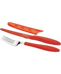TESCOMA antiadhezní nůž jídelní a vidlička PRESTO TONE