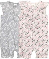 H&M Balení: 2 pyžama