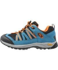 Brütting OHIO Sneaker low petrol/schwarz/orange
