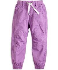Lindex Dívčí kalhoty - fialové
