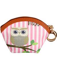 TopMode Dámská mini peněženka se sovou