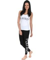 Playboy Dámské pyžamo PBN122WHITE