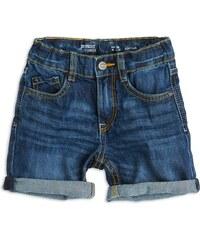 Lindex Dětské džínové kraťasy - modré
