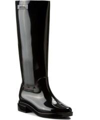 Holínky MELISSA - Melissa Long Boot Ad 31917 Black 01003