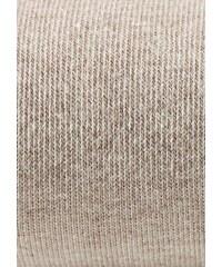 Große Größen: Strick-Strumpfhose, Hudson, beige-meliert, Gr.1 (43-45)-4 (49-51)