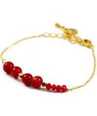 Azucar Bracelet Fin Ajustable - Miramar