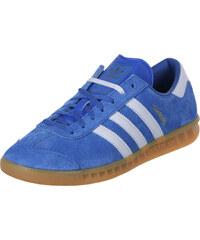 adidas Hamburg chaussures bluebird/ftwr white